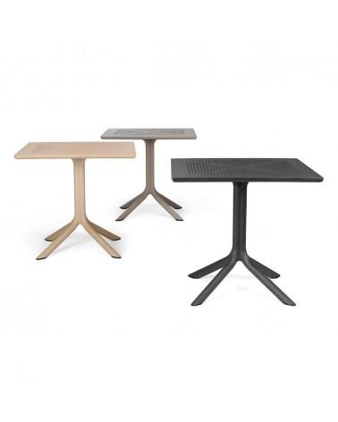 PE 501 acél asztalbázis
