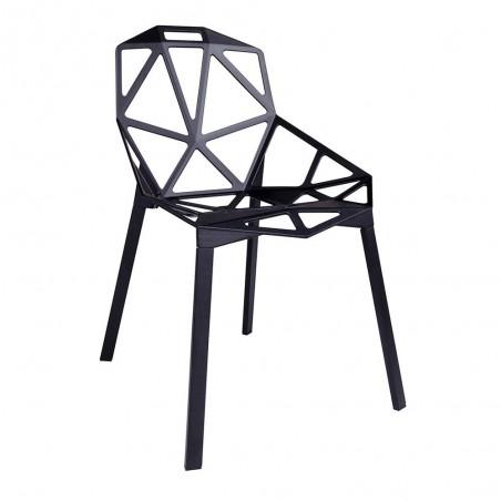 Scaun KH Austin A, scaun cu cadru metal