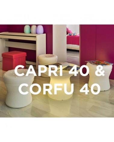 Lampi exterior NG Capri 40 & Corfu 40 set