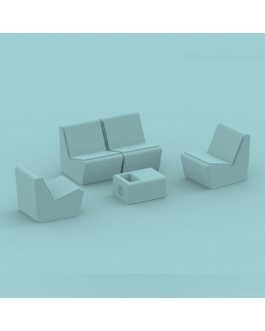MO Nomad VI. kétszemélyes kanapé