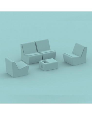 MO Nomad canapea pentru 2 persoane