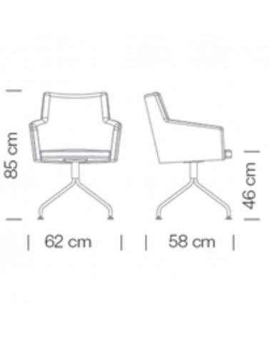 FO Origami CU scaun de birou directorial