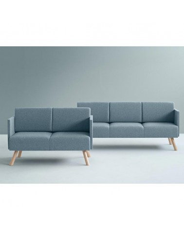 Canapele fixe MO Nomad canapea pentru 2 persoane