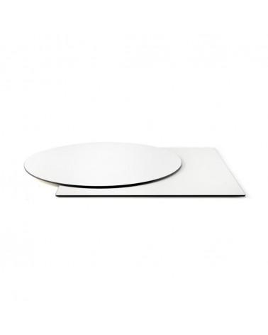 HPL / Compact kültéri asztallapok PF HPL alb blat de masa