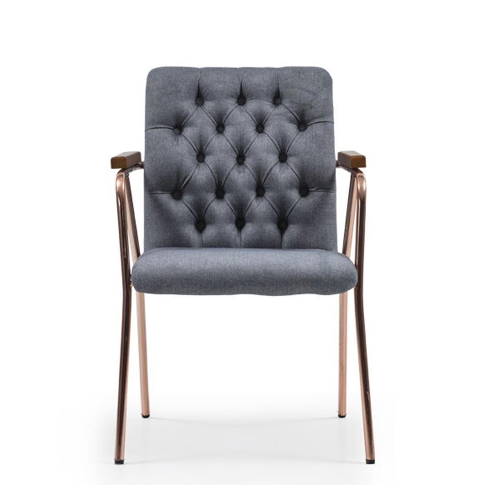 HO Paul 60 cm scaun de bar tapitat