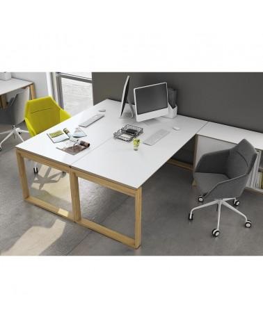 Mese de birou PG Premium Sandiss A, masa de birou