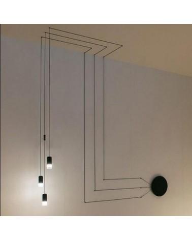 Aplice CM Freda Wall 3 lampa de perete