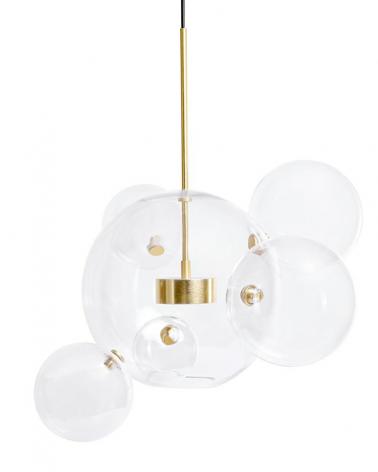Pendule si lustre CM Cate 6 replica lampa suspendata de design