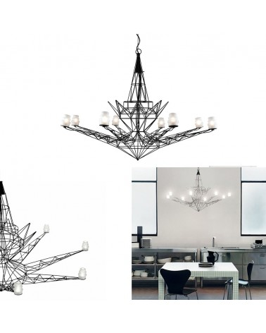 Pendule si lustre KH Estrella 120 lampa suspendata de design