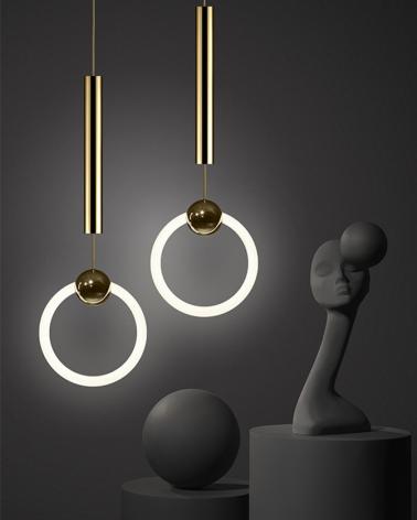 Lampi CM Bali replica lampa suspendata de design