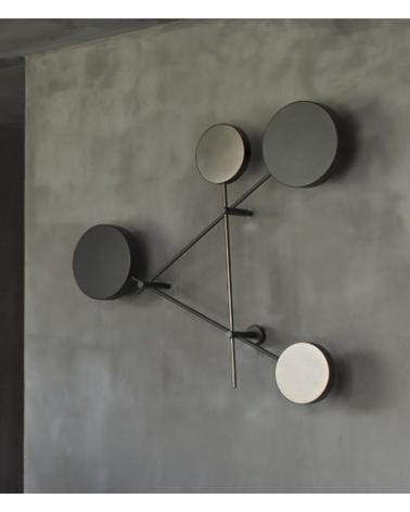 Lampi CM Drum replica lampa de perete