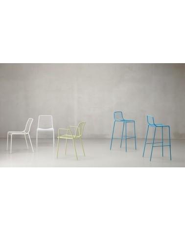 LA Linea scaun de sufragerie in diverse culori