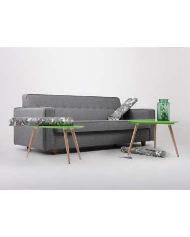 Fotolii, canapele, lounge RM Zugo Canapea extensibila Pentru 3 Persoane