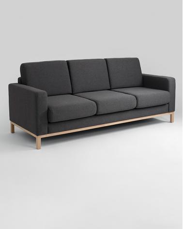 Fotolii, canapele, lounge RM Scamdic Canapea Pentru 3 Persoane