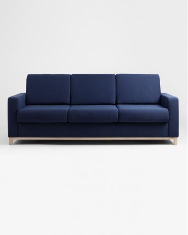 Fotolii, canapele, lounge RM Scandik Canapea extensibila Pentru 3 Persoane