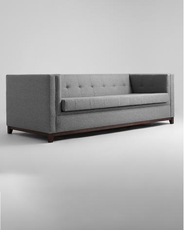 Fotolii, canapele, lounge RM By-Tom Canapea Pentru 3 Persoane