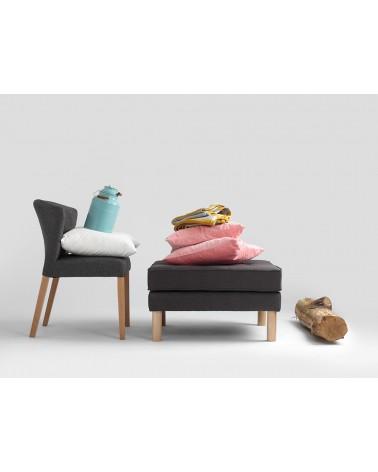 Fotolii, canapele, lounge RM Topic II. Taburet tapitat de calitate