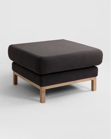 Fotolii, canapele, lounge RM Scandic Taburet tapitat de calitate