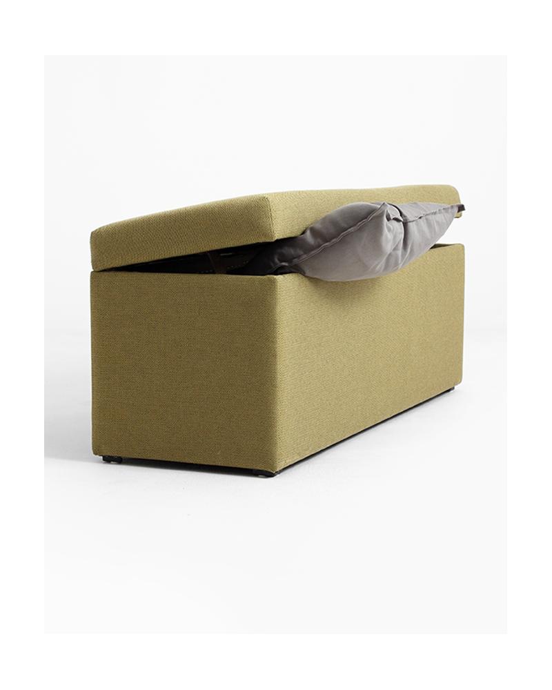 Fotolii, canapele, lounge RM Penny II. Taburet tapitat de calitate