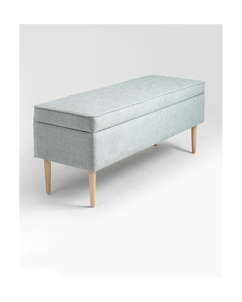 Fotolii, canapele, lounge RM Edi II. Taburet tapitat de calitate