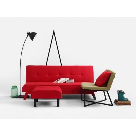 Fotolii, canapele, lounge RM Modes Taburet tapitat de calitate