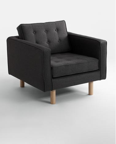 Fotolii, canapele, lounge RM Topic II. fotoliu tapitat
