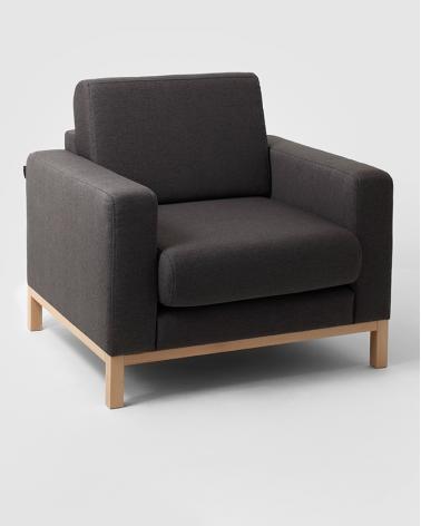 Fotolii, canapele, lounge RM Scandic fotoliu tapitat