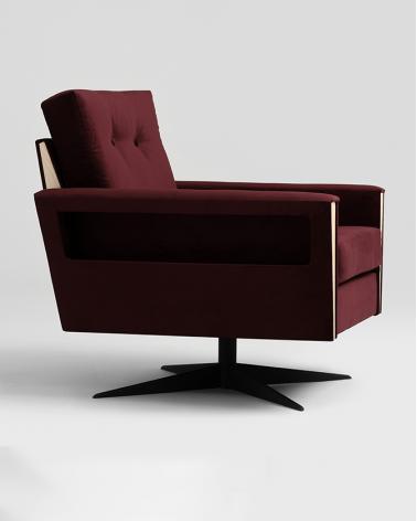 Fotolii, canapele, lounge RM Docent fotoliu tapitat