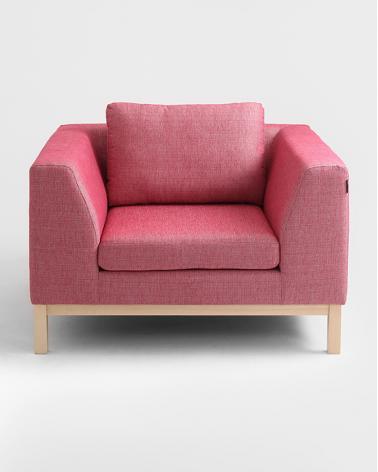 Fotolii, canapele, lounge RM Ambient II. fotoliu tapitat