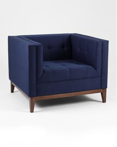 Fotolii, canapele, lounge RM By-Tom fotoliu tapitat