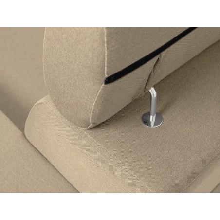 Fotolii, canapele, lounge RM Atlantica canapea de colt extensibila, forma P