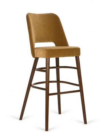 Scaun de bar PG Tom scaun de bar tapitat