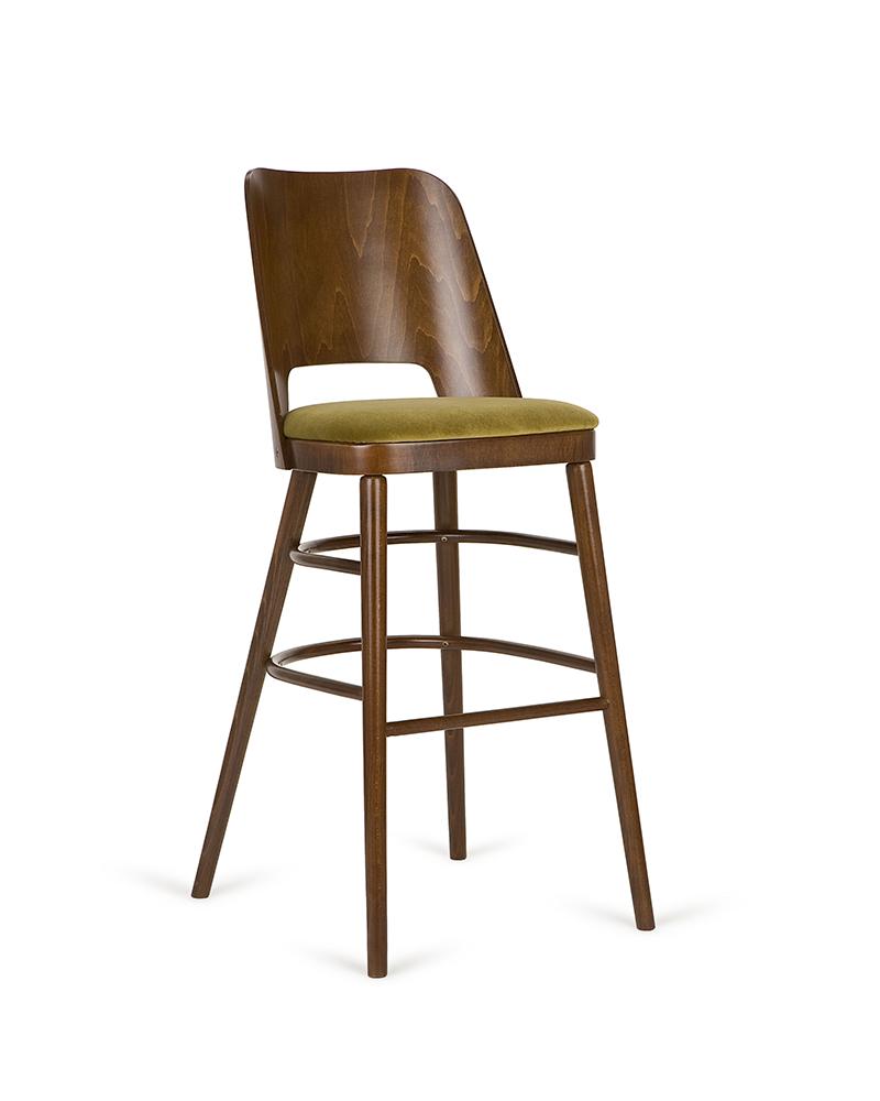 Scaun de bar PG Dalma scaun de bar tapitat