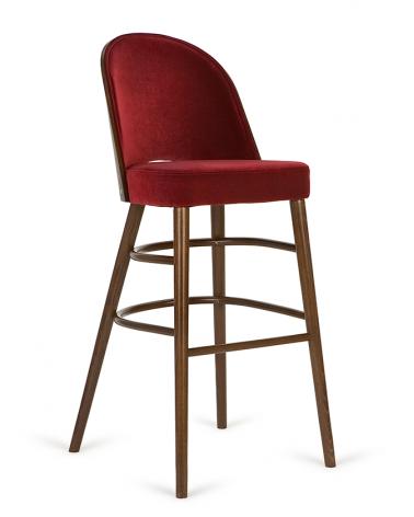 Scaun de bar PG Lara scaun de bar tapitat