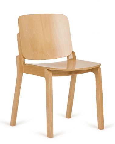Scaun PG HIP I. Scaun din lemn de calitate