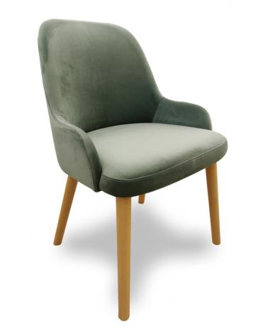OL Dona scaun masiv pentru horeca