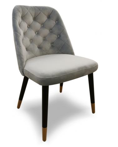 OL Sun III. scaun tapitat cu nasturi