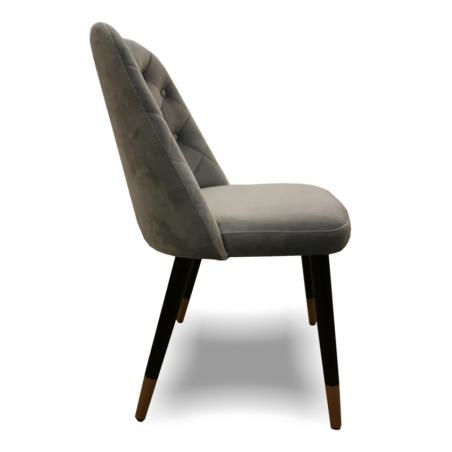Scaune OL Oslo I. scaun tapitat cu nasturi