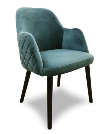 OL Sun II. scaun masiv pentru horeca
