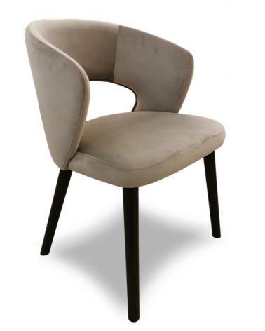Scaun OL Sigma I. scaun masiv pentru horeca