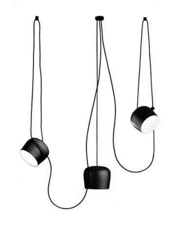 Pendule si lustre KH Eye 3 lampa suspendata de design