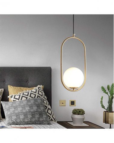 Pendule si lustre CM Vintage lampa suspendata de design
