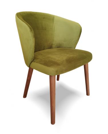 OL Sigma scaun masiv pentru horeca