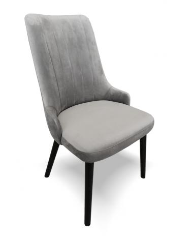 OL Miray scaun tapitat cu nasturi