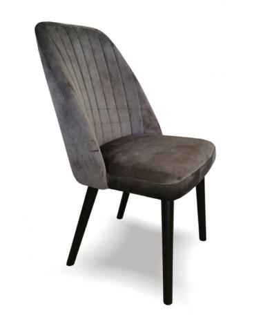 Scaun OL Crea scaun tapitat cu nasturi