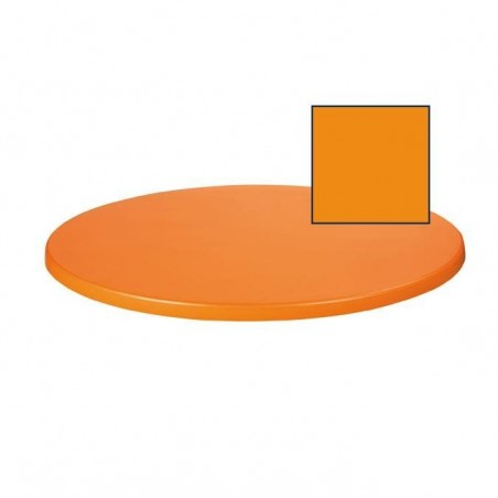Blaturi pentru exterior TO Orange blat de masa