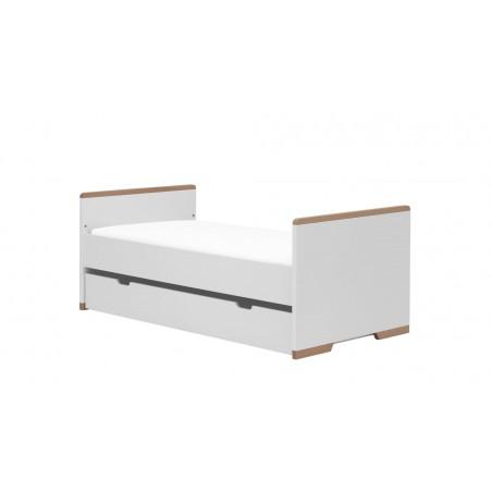 Kiegészítők PI Snap spatiu de depozitare alb 120 x 60, 140 x 70 cm sau 200 x 90 cm