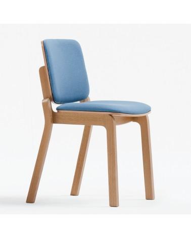 PG HIP III. Scaun din lemn tapitat de calitate