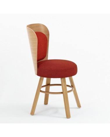 EG K2 II. Scaun din lemn tapitat de calitate