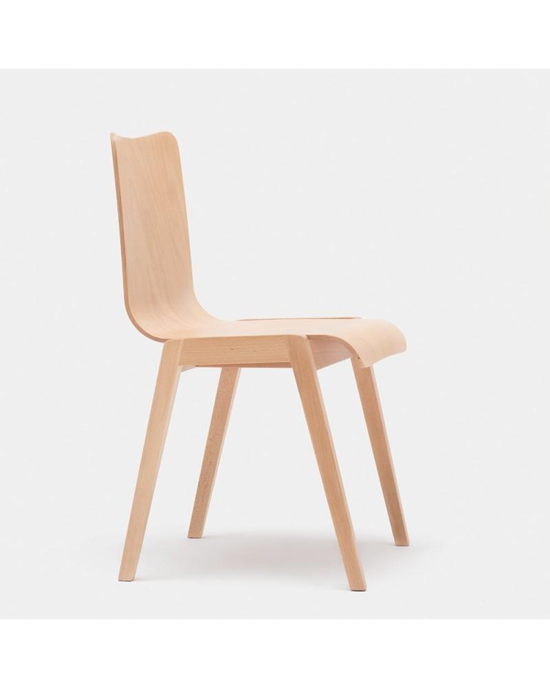 EG Link Scaun din lemn de calitate